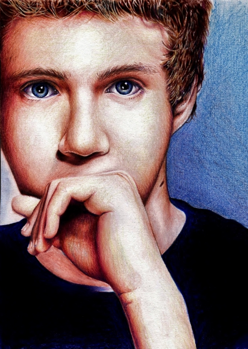 Niall Horan par Cymbidium